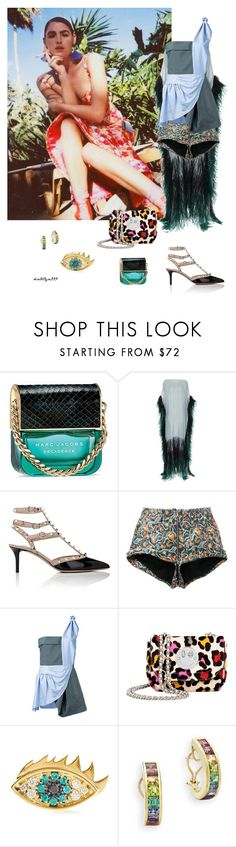 """""""...."""" by katelyn999 ❤ liked on Polyvore featuring Marc Jacobs, Elizabeth Kennedy, Valentino, Isabel Marant, J.W. Anderson, Hill & Friends and Delfina Delettrez"""