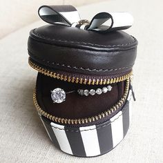 Calling all Bendel Brides! The Mini Ring Box is the perfect storage solution for your beautiful bling. #bridalgifts