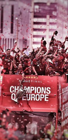 Liverpool FC Champions Of Europe : You can find Liverpool fc and more on our website.Liverpool FC Champions Of Europe : Gerrard Liverpool, Anfield Liverpool, Salah Liverpool, Liverpool History, Liverpool Players, Liverpool Fans, Liverpool Football Club, Lfc Wallpaper, Backgrounds