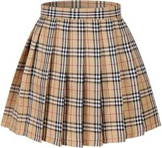 Shop a great selection of Beautifulfashionlife Women's Japan high Waisted Pleated Cosplay Costumes Skirts. Find new offer and Similar products for Beautifulfashionlife Women's Japan high Waisted Pleated Cosplay Costumes Skirts. Cute Skirts, Plaid Skirts, Mini Skirts, Short Skirts, Girls Fashion Clothes, Teen Fashion Outfits, Fashion Women, Mode Kawaii, Mode Grunge