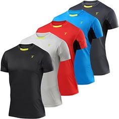 Thorogood Sports Men's Atomic Short Sleeve QuickDry Pro Training Top - The Ultimate Shopping Portal