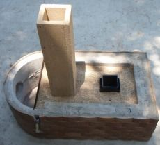 Rocket Heater built with Dragon Heater barrel build Radiant Heating System, Rocket Mass Heater, Stove Fireplace, Stove Oven, Rocket Stoves, Wood Burner, Metal Projects, Maker, Food Processor Recipes