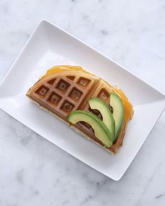 Waffle Grill Cheese