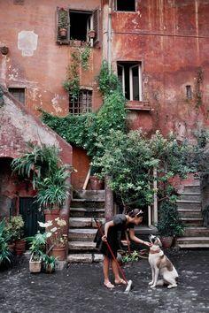 Rome Italy | Steve McCurry