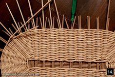 Плетёный поднос из газетных трубочек – мастер-класс. Итальянская загибка. Поделки своими руками. Декор в интерьере. Заказать, купить