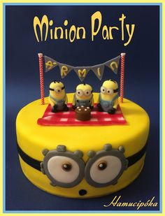 Hamucipóka: Minion Party time