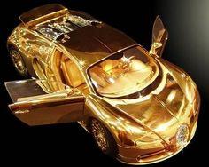 Buggatti gold