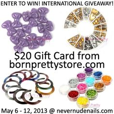 http://www.nevernudenails.com/2013/05/20-born-pretty-store-giveaway.html