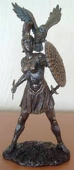 The Goddess Athena Statue selling on Ebay for $89.95,or buy it all @ once for159.95 come take a look!!!