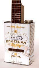 Bohemian SERIES Honey Label
