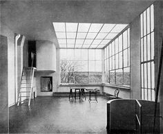 Le Corbusier - Ozenfant House and Studio