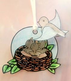 Diy And Crafts, Crafts For Kids, Boredom Busters, Diy Christmas Cards, Art For Kids, Projects To Try, Birds, Candles, Spring