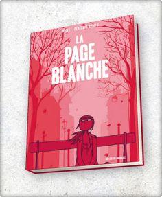 La Page Blanche de @PenelopeB et Boulet