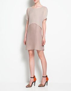 Daily Steal: Short front dress, $40