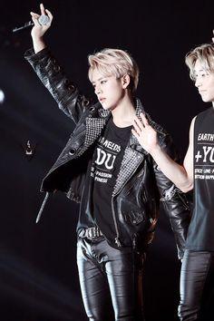 Daehyun and Jongup