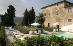 Villa Sassolini,Tuscany