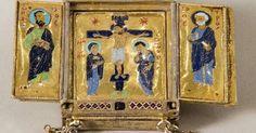 Stauroteca al Museo Diocesano di Monopoli X- XI secolo