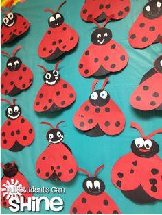 Love Bug - A Valentine's Day Craft!
