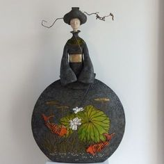 Pièces en Grés   Rachel STOPA Ceramique