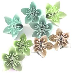 beautiful and love the colors ....wonder if I can try to make some.  I sure have a collection of pretty paper
