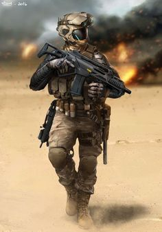 Best Futuristic Armor - ideas and images on Bing Combat Armor, Military Armor, Military Gear, Futuristic Armour, Futuristic Art, Futuristic Helmet, Future Weapons, Sci Fi Armor, Future Soldier