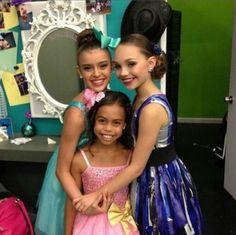 Maddie, Kalani, and asia ~Marissa G