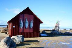 Fisherman house, Estonia