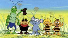 Včielka Maja - seriál