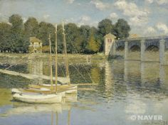 아르장퇴유의 다리 (Le pont d'Argenteuil)