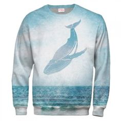 AIR WHALE Sweatshirt