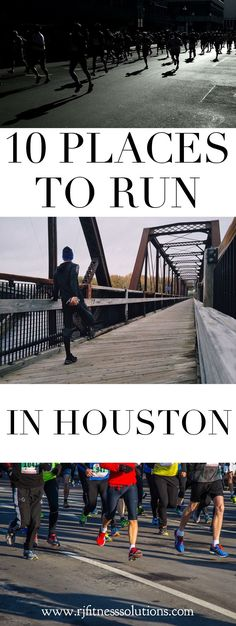 Whether you live in the Lone Star State or are there for a visit its important to maintain your cardiovascular health. Find some walking and/or running inspiration in these 10 spots to run inside the loop of Houston, Texas #houston #texas #running