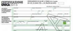 Online, in bozza, il modello che i sostituti d'imposta dovranno utilizzare, dal 2015, per comunicare i dati riguardanti le somme corrisposte nel periodo d'imposta precedente.