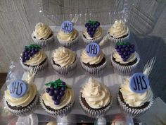 Cupcakes primera comunion