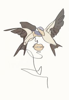 Art Sketches, Art Drawings, Abstract Face Art, Posca Art, Diy Canvas Art, Minimalist Art, Aesthetic Art, Female Art, Art Inspo