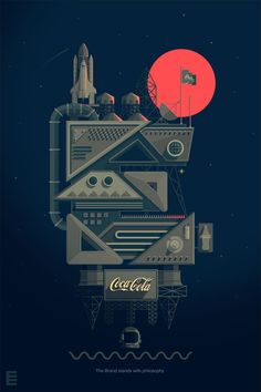 Digital art selected for the Daily Inspiration #1686