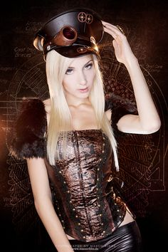 Photographer: http://www.facebook.com/marcoribbe.photography  Outfit: http://www.steampunk.de