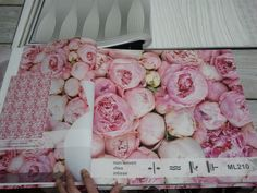 Ranonkels, bloemenprint behang