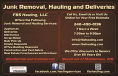 Electronic Scrap, Junk Hauling, Hauling Services, Junk Removal, Business, Offices, Buildings, Boss, Commercial