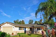 Ramona...where you can still buy a cute starter home in San Diego for $319,000. 536 F st. Ramona, CA 92065