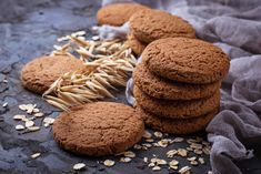 Organic Ragi Cookies, eggless made using jaggery. A healthy snack recipe for babies and little kids who are teething. Great finger food too. Jaggery Recipes, Ragi Recipes, Eggless Cookie Recipes, Eggless Baking, Healthy Cookie Recipes, Healthy Baking, Baby Food Recipes, Gourmet Recipes, Baking Recipes
