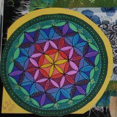 flower of life quilt - Google Search Geometric Drawing, Barn Quilts, Flower Of Life, Star Shape, Fabric Art, Sacred Geometry, Quilt Blocks, Fiber Art, Quilt Patterns