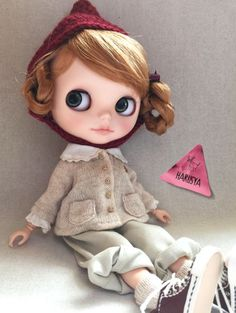*Blythe outfit・トンガリ帽子・洋服set * - ヤフオク!