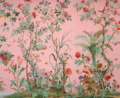 Beautiful chinoiserie panel