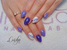 lila sky nails