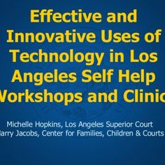 Santa clara county childspousal support divorce familylaw effective and innovative uses of technology in los angeles self help workshops and clinics michelle hopkins solutioingenieria Image collections