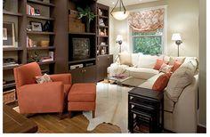 Candice Olson designed room