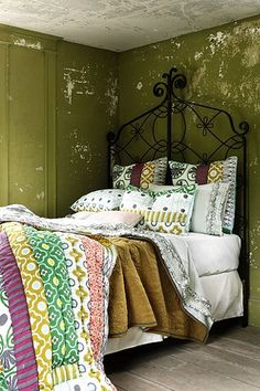 Oh my. Lille Bedding #anthropologie