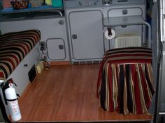 Custom Westy Interior by GoWesty (Official), via Flickr