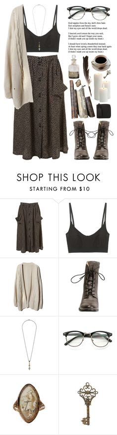 """""""Poetry by candlelight"""" by ctodtims ❤ liked on Polyvore featuring Base Range, Frye, Topshop, Acne Studios, women's clothing, women, female, woman, misses and juniors"""