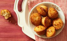 Brown Butter Coconut Financiers - NYT Cooking (Brown butter *everything*, yes, please)